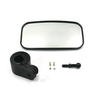 Universal Adjustable Car Center Clear Rear View Mirror For UTV Off Road 8*4.5