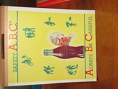 Vintage Coca-Cola Pad of Lined Paper * FREE SHIPPING!!