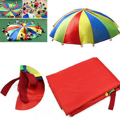 2M Kids Play Parachute Outdoor Game Development Exercise Group Activitie