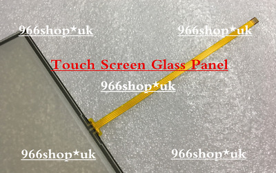 1X For Tektronix WFM700 Touch Screen Glass Panel