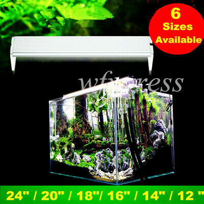 Chihiros A series ADA Style Plant Grow LED Light Aquarium Water Plant Fish US