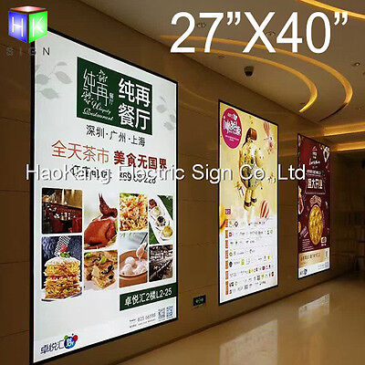 3 holiday sale 3pack 27x40 led light box movie poster
