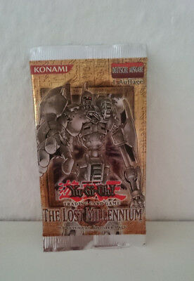 [Yu-Gi-Oh] - The Lost Millennium - TLM - Booster - 1. Auflage - Deutsch - [NEU]