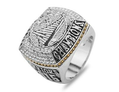 Basketball Championship Ring Golden State Warriors Trikot 2015 Replica Curry