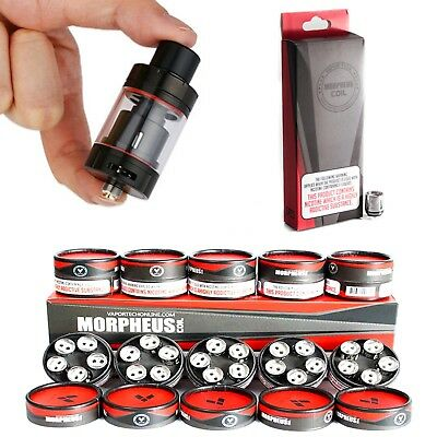 Vapour Tech Morpheus TPD TFV8 Smok Baby & Big Baby Beast Replacement Coils!