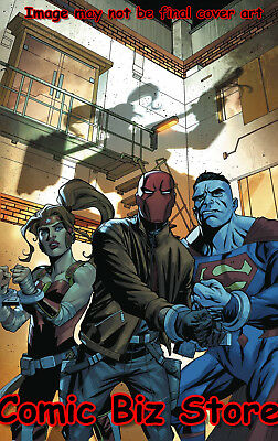 Red Hood And The Outlaws #16 (2017) 1St Printing Dc Universe Rebirth