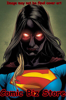 Supergirl #15 (2017) 1St Printing Bagged & Boarded Dc Universe Rebirth