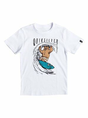 Quiksilver™ Boy's 2-7 Bear Shred Tee AQKZT03231