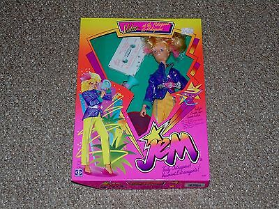 1987 Jem and the Holograms Video Doll Brand New MIB Canadian