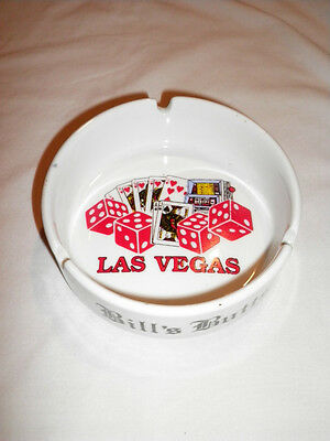 Cool Personalized Las Vegas Ashtray – Bill's Butts !