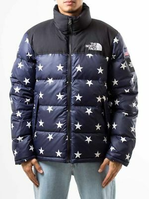 3ec80d1d7 THE NORTH FACE International Collection IC Nuptse Jacket USA Sz M Supreme