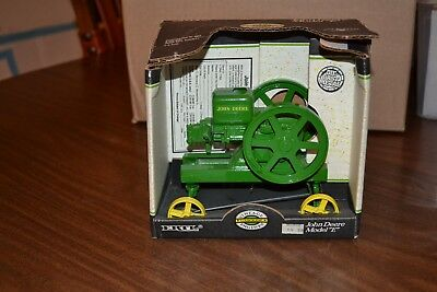 "NIP ERTL John Deere Model ""E""  1/6 Vintage Engines"