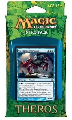 Magic the Gathering (MTG) Theros Intro Pack - Manipulative Monstrosities Theme
