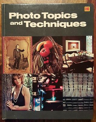 1980 Kodak photo topics and techniques