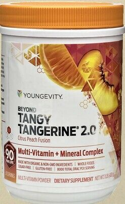 Youngevity BTT 2.0 One 480 gm canister by Dr Wallach