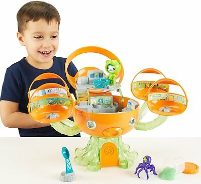 Fisher Price Octonauts Sea Slimed Octopod Build Ages 3+ New Toy Boys Girls Water