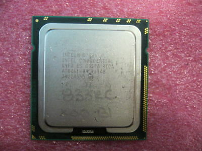 QTY 1x INTEL Quad-Cores Xeon ES CPU X5687 3.6GHZ/12MB LGA1366 Q4F3