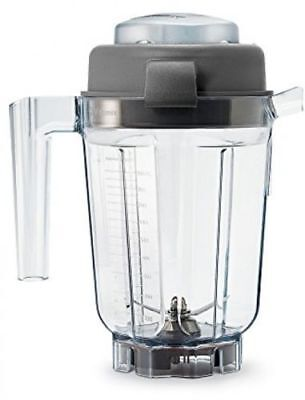 Vitamix, 15842, 32oz/ .9L Mini Container w/ Wet Blade and Lid