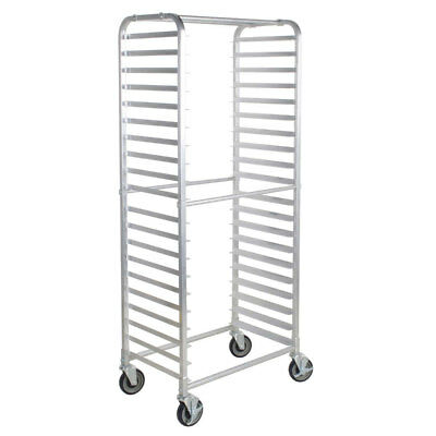Regency 20 Pan Side Load Bun/Sheet Pan Rack - Unassembled