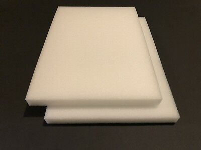 "5 Sheets-16"" x 11"" x 1""  POLYETHYLENE PLANK FOAM, Density 4lb PE"