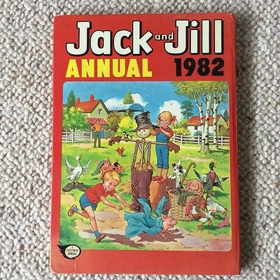 Jack and jill children 39 s comic dated 15 oct 1977 wombles for Jack and jill stories