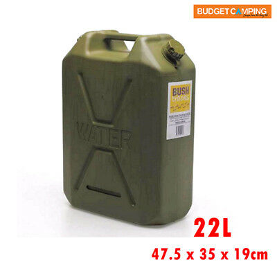 WATER JERRY CAN Army 22L