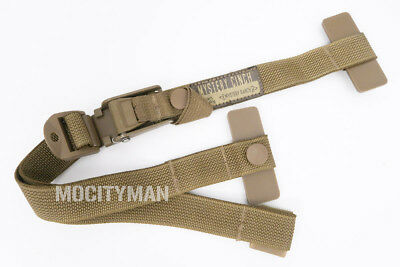 NEW Mystery Ranch Coyote Sternum Chest Cinch Strap For USMC FILBE Pack NIB