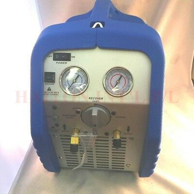 Portable & Powerful 3/4HP Refrigerant Recovery Unit/Reclaim Units VRR12L