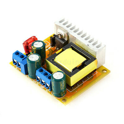 DC-DC 8V-32V to ±45V-390V Boost Converter High Voltage Capacitor Charging Module