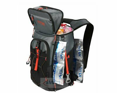 ULTRA By Arctic Zone 24 Cans + Ice Backpack Cooler Bag  Brand New