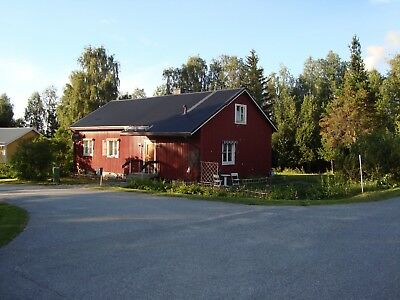 Typical Swedish House - 4 Bedroom Freehold with 800m2 land