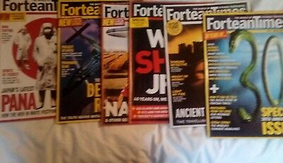 Fortean Times Magazines (13 issues from 2003) Rare
