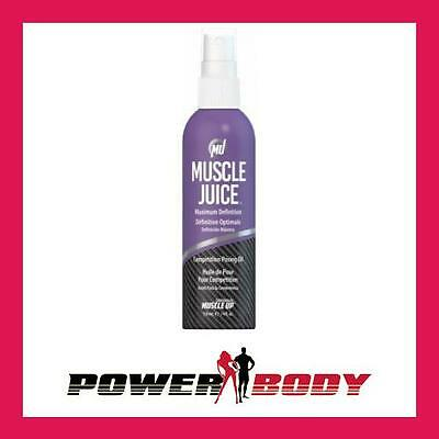 Pro Tan - Muscle Juice, Competition Posing Oil Spray - 118 ml.
