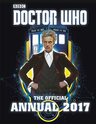 BBC Doctor Who Annual 2017