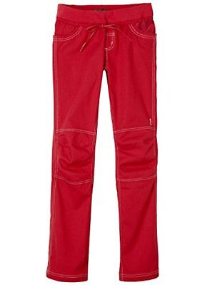 Prana Avril Pantalon d'Escalade Femme, Red Ribbon, FR : S (Taille Fabricant : S)