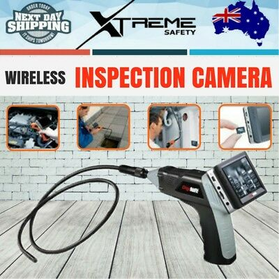 Wireless Video Inspection Camera CMOS 3.5 Inch Colored TFT LCD 960 x 240 Pixels