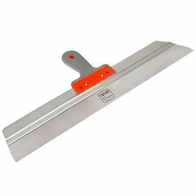 """Stainless Taping, Filling Knife. Drywall Plastering Rendering Spatula, 550(~22"""")"""