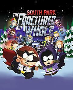 South Park: The Fractured But Whole Key Uplay [ENG]