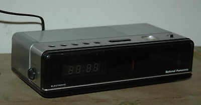 National Panasonic RC-200BS Radio Radiowecker - für Bastler