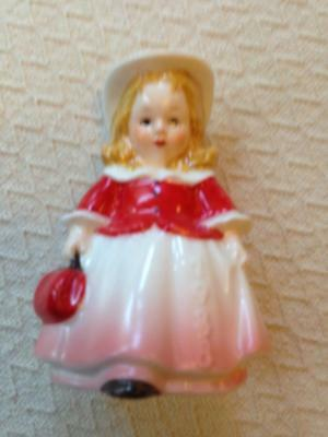 Goebel 1988 Annual Ornament 11th Edition Girl #9403 Box West Germany MINT!