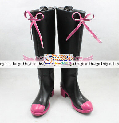 Akame ga Kill! Chelsea Boot Party Shoes Cosplay Boots Custom-made