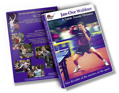 DVD Jan-Ove-Waldner
