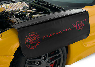 New Fender Cover - Mechanic Work Mat Pad (C1 C5 Corvette Logo)