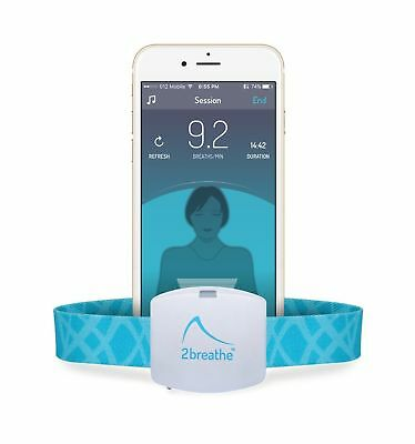 2breathe Sleep Inducer - Sleep Sound System. Smart Device and Mobile App to I...