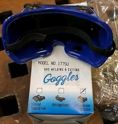 Shade #5 Flip Front Welding and Burning Goggles 1775U (1210) - NEW