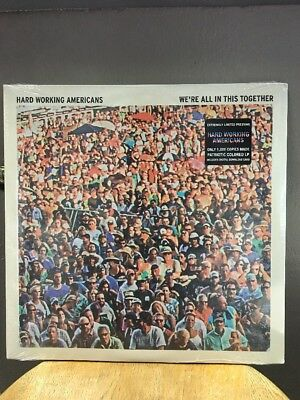 HARD WORKING AMERICANS: We're All in This Together: Colored Vinyl Todd Snider