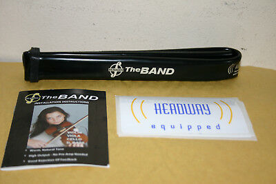 "Headway ""THE BAND"" Acoustic Violin Pickup."