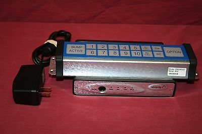 Radiant Kitchen Display Controller P823F010 & Bump Bars (P823F031) w/power adapt
