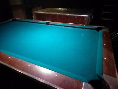 Valley Cougar Pool Table - Coin Operated