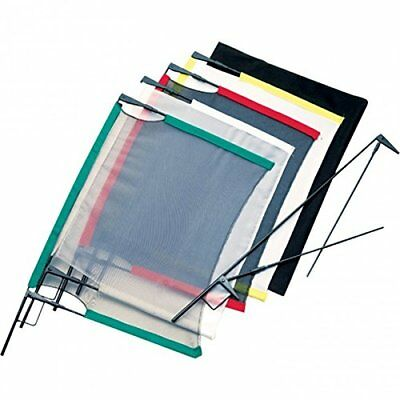 Westcott 1937 Fast Flags 18 x 24 Inches Fast Flag Kit (Black)